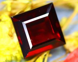Almandine 3.16Ct Natural Vivid Blood Red Almandine Garnet  D1802/A5