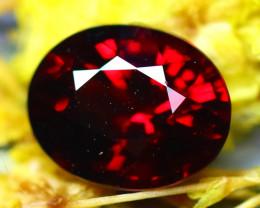 Almandine 1.96Ct Natural Vivid Blood Red Almandine Garnet  D1804/B26