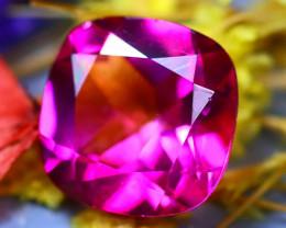 Pink Topaz 5.85Ct Natural Pink Topaz D1810/A35
