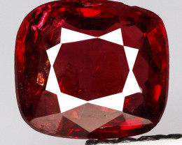 0.71 Cts Unheated Pinkish Red Spinel Natural Gemstone