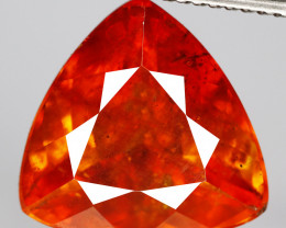 9.95 Cts Yellowish Red Color Natural Sphalerite Gemstone