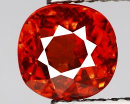 1.72 Cts Mandarin Red Spessartite Garnet Natural Gemstone