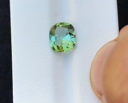 2.60 Ct Natural Greenish Blue Transparent Tourmaline Gemstone