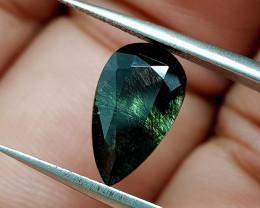 2.85Crt Rutile Peridot Natural Gemstones JI93