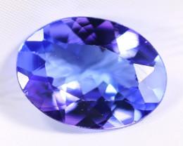 0.87cts Natural Tanzanite Gemstone / ZSKL1964