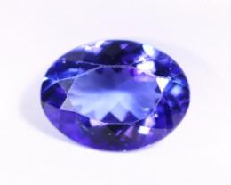 1.18cts Natural Tanzanite Gemstone / ZSKL1978