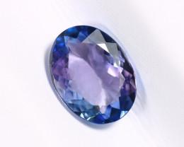 1.15cts Natural Tanzanite Gemstone / JKL1983