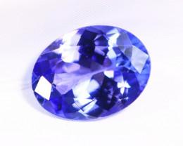 1.13cts Natural Tanzanite Gemstone / ZSKL1986
