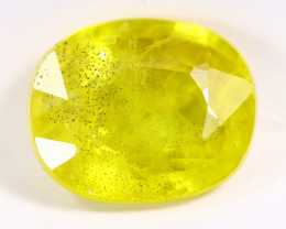 3.06cts Natural Yellow Sapphire /DMA2802