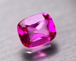 4.44ct Natural Pink Topaz Octagon Cut Lot GW318