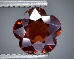 0.76 Crt  garnet  Faceted Gemstone (Rk-41