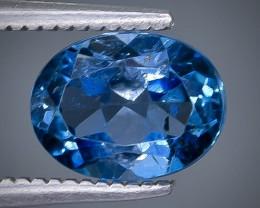1.71 Crt  topaz  Faceted Gemstone (Rk-41