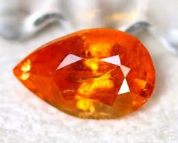 Garnet 1.80Ct Natural Vivid Orange Spessartite Garnet E1909/B34