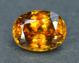 Natural 2.75 Carat Sphene With Amazing Spark From Pakistan ~ SKU - A