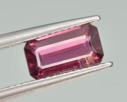 Natural Rhodolite Garnet 1.90  Cts Good Quality Gemstone