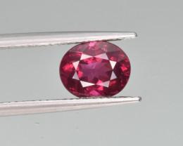 Natural Rhodolite Garnet 2.52  Cts Good Quality Gemstone