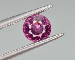 Natural Rhodolite Garnet 1.22  Cts Good Quality Gemstone