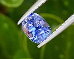 Natural Sri Lanka Sapphire 1.00 cts (Certified)