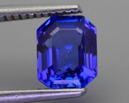 AAA Grade Tanzanite 2.20 ct Attractive Blue Hue SKU-44