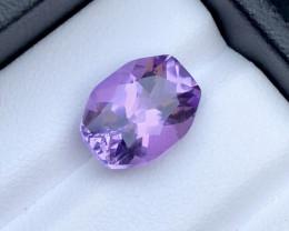 Fancy Cut 5.0  Ct Natural Purple Amethyst ~ G