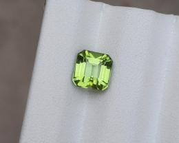 ~NR~Certified 1.83 Carats Natural Peridot Gemstone@Pakistan