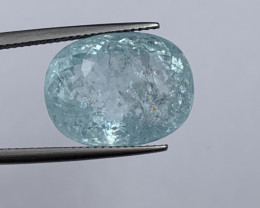 AIGS 17.42 ct paraiba tourmaline gemstone