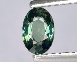 Burma Sapphire 0.51 Cts Natural Unheated Teal Color Gemstone