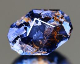Pietersite 4.05Ct Master Cut Natural Namibia Meuve Blue Pietersite B1612