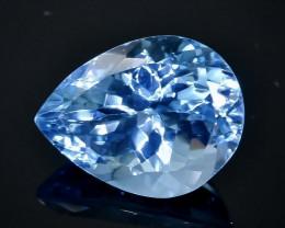 17.59 Crt topaz  Natural  Faceted Gemstone.( AB 46)