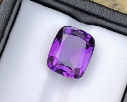 Top Grade 7.10 ct lovely Amethyst Ring Size~MR