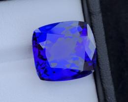 AAA Grade Tanzanite 19.15 ct Attractive Blue