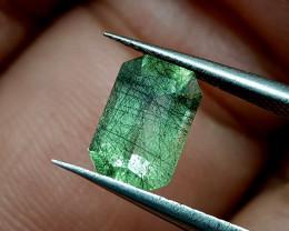 1.33Crt Rutile Peridot Natural Gemstones JI94