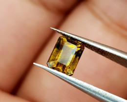 0.92Crt Rare Epidote Natural Gemstones JI94