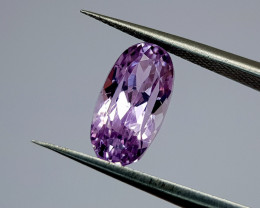 3.55Crt Pink Kunzite Natural Gemstones JI94