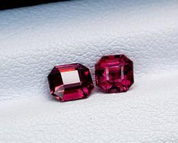 1.12Crt Grape Garnet Natural Gemstones JI94
