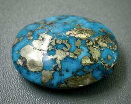 50.75 Crt  turquiose   Faceted Gemstone (Rk-42