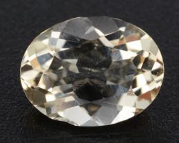 Natural Morganite 1.32  Cts, Top Quality.