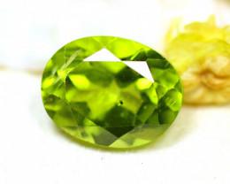 Peridot 2.60Ct Natural Pakistan Himalayan Green Peridot E2121/A10