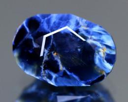 Pietersite 5.06Ct Master Cut Natural Namibia Meuve Blue Pietersite C1821