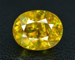 Brilliant Spark 5.15 Ct Natural Sphene - SKU - A