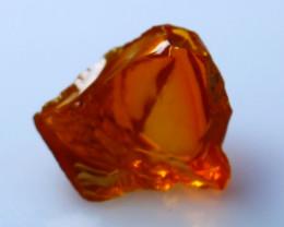 5.04 CTs Natural & Unheated~Orange  Opal Clean Rough
