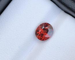 Superb Quality 1.45 Ct Redish Color Spessartite Garnet