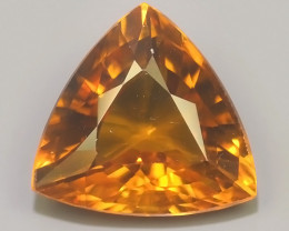 2.90 CTS~TOP LUSTROUS NATURAL ZIRCON CAMBODIA UNHEATED