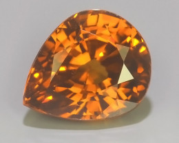 3.05  CTS~TOP LUSTROUS NATURAL ZIRCON CAMBODIA UNHEATED