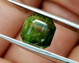 4.45Crt Rutile Peridot Natural Gemstones JI95