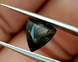 1.75Crt Rutile Peridot Natural Gemstones JI95