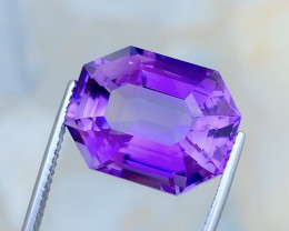 Top Quality Cutting 19.30 Ct Sparkling Color Natural Amethyst -SKU-A