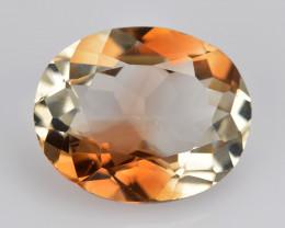 Champion Topaz 4.72 Cts Bi-Color Natural Loose Gemstone