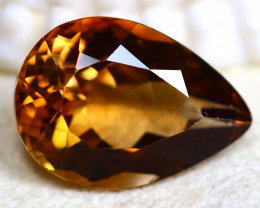 Whisky Topaz 10.20Ct Natural Imperial Whisky Topaz D2223/A46