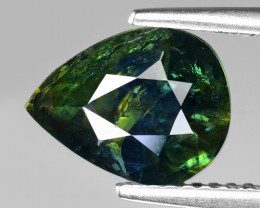 3.65 CT UNTREATED PARTI SAPPHIRE TOP QUALITY GEMSTONE SP06